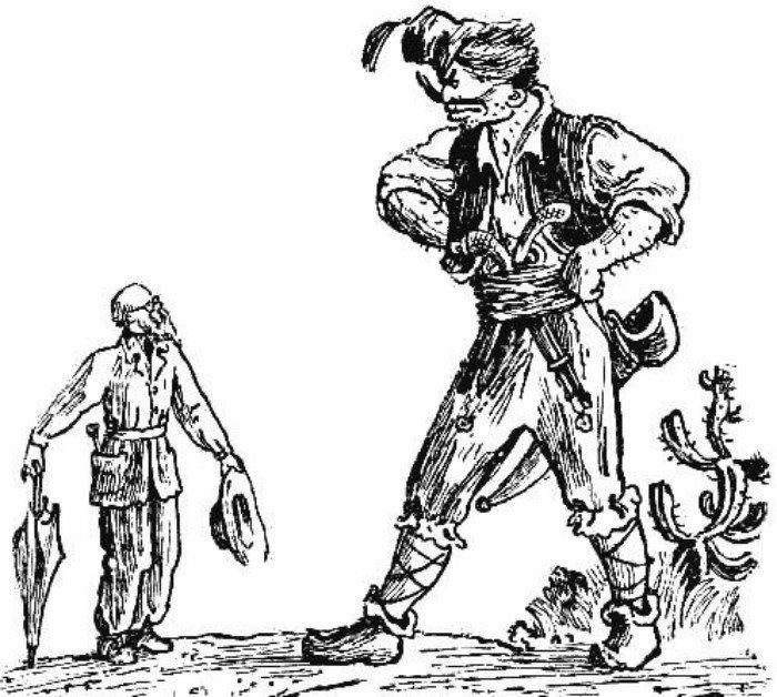 Бармалей, Барбаросса, Барбацуца – история книжного злодея
