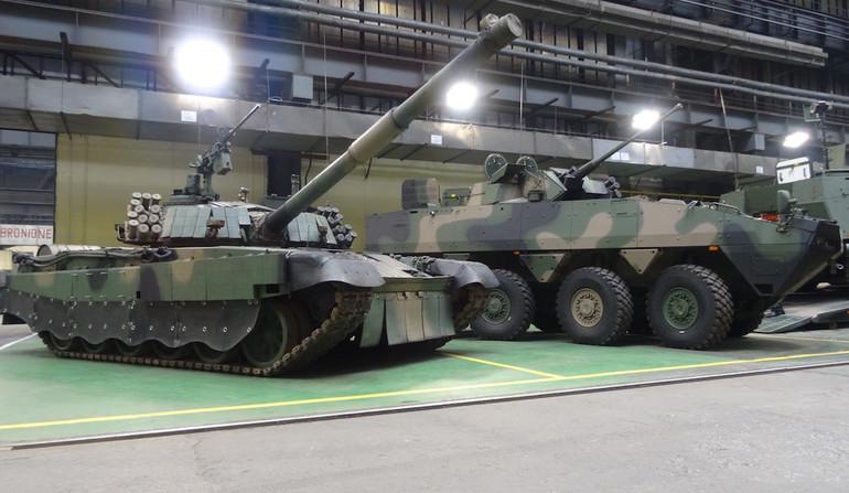 Продолжение польских проектов модернизации танков Т-72