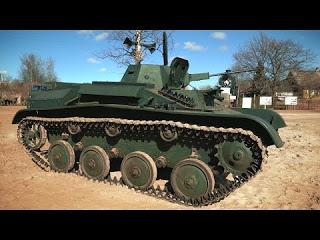 Техника Победы: Танк Т60