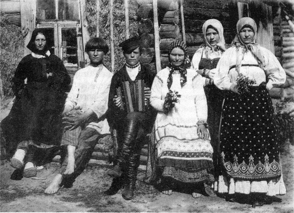 Алексей Ходов о судьбе крестьянства в России