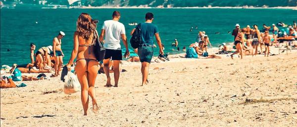 Ревизия севастопольских пляж…