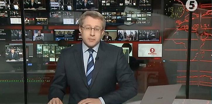 Телеканал Порошенко: Нужно депортировать миллионы ждущих Путина