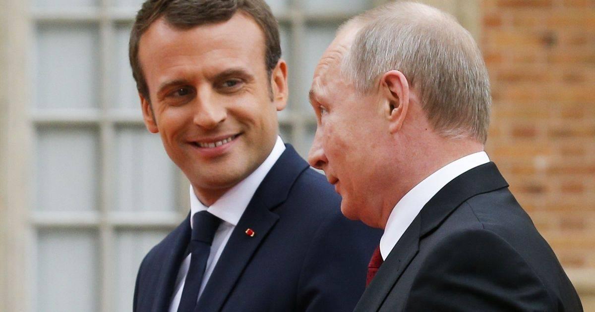 Франция считает РФ великой державой