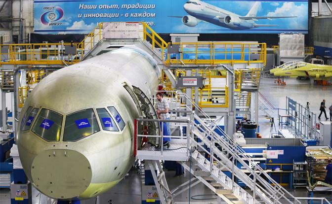Чтобы композитный МС-21 взлетел, России придется построить аналог японской корпорации Teijin