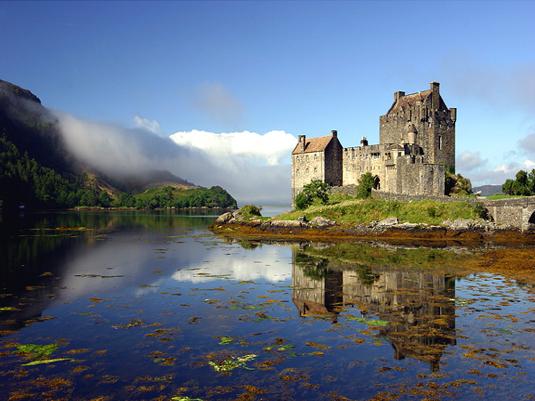 Шотландия. Удивительная и прекрасная. Книга 1