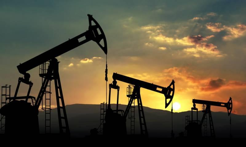 Нефть бьёт 4-летний рекорд. …