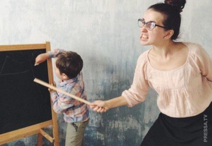 """Госпожа Полкан - """"Чудесные"""" воспоминания о школьной учительнице"""
