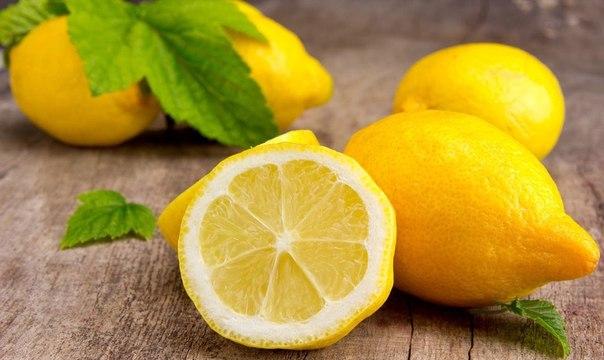 Лимон для волос — придает зеркальное сияние