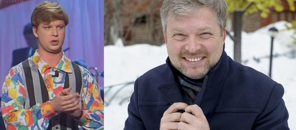 Валдис Пельш (49 лет) люди, телеведущие, телевизор, тогда и сейчас