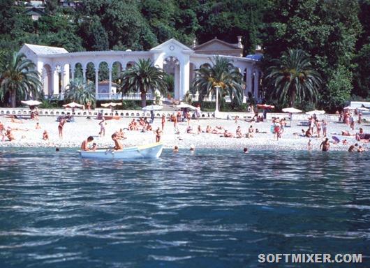 Самые популярные курорты в СССР
