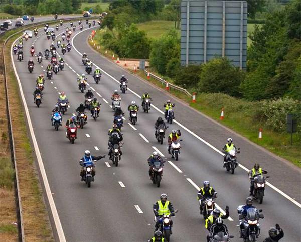 Больше мотоциклов — меньше аварий - Фото 1
