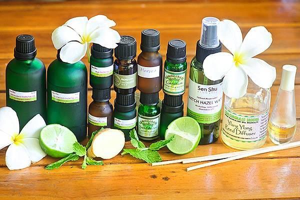 Эфирные масла - виды и свойства