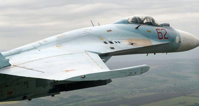 Российские Су-27 дважды за с…