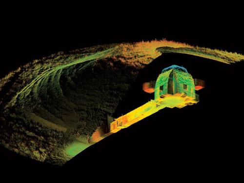 Шотландские подземные лабиринты построили раньше египетских пирамид.