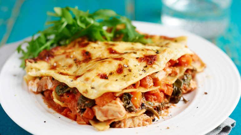 Лазанья с сыром: выбор ингредиентов, рецепт с фото