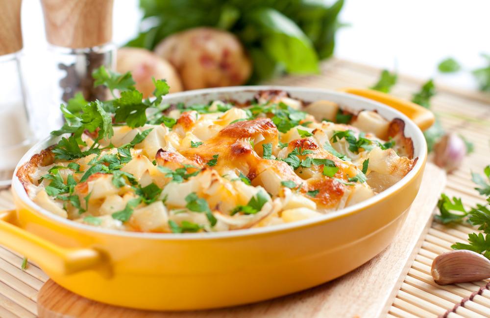 Как сделать картошку по-новому