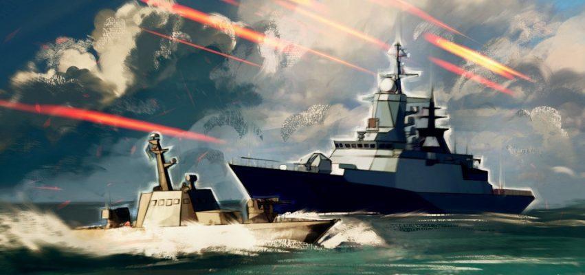 «Американский корабль русские таранить не будут»: капитан ВМС США описал планы Запада в Черном море