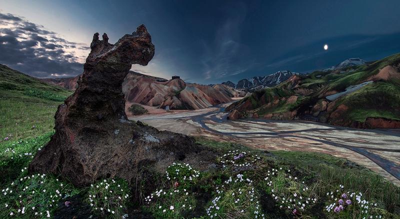 Макс Рив и его пейзажи Макс Рив, пейзажи природы, фото