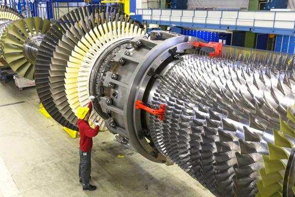 "Siemens поможет ""Силовым маш…"
