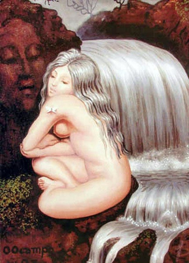 Картины художника Октавио Окампо 33