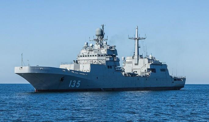 Украина мстит российским морякам