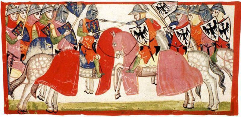 Рыцари и рыцарство трёх веко…