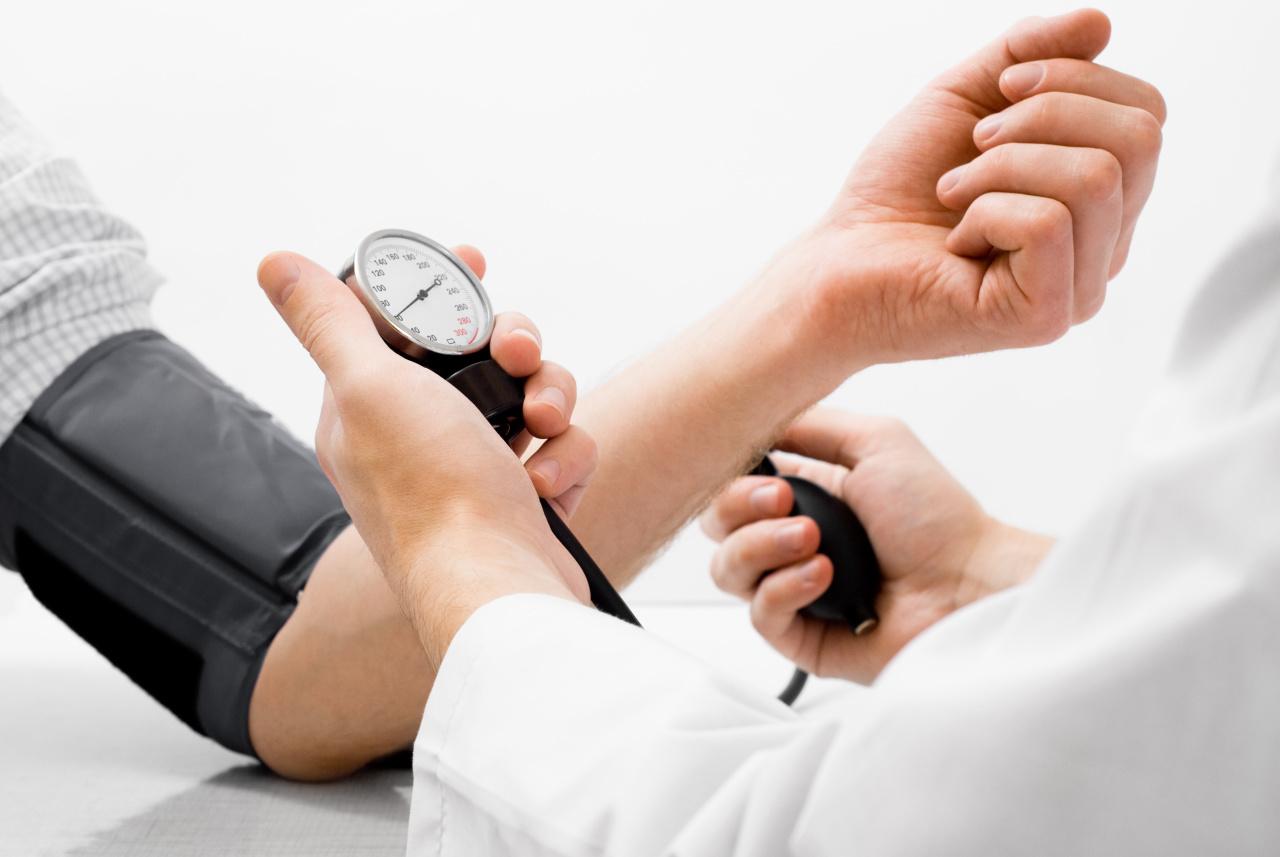 Таблица показателей кровяного давления в зависимости от возраста