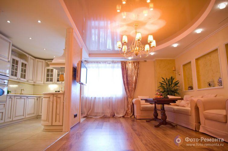Фото красивых интерьеров квартир после ремонта