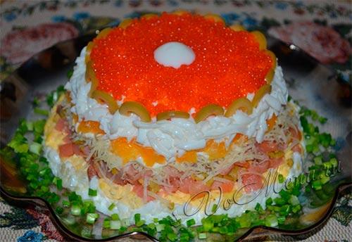 Салат «Жемчужина»