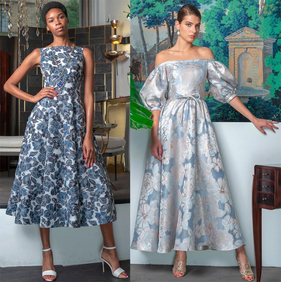 Цветочный принт – 30 лучших платьев 2019 года