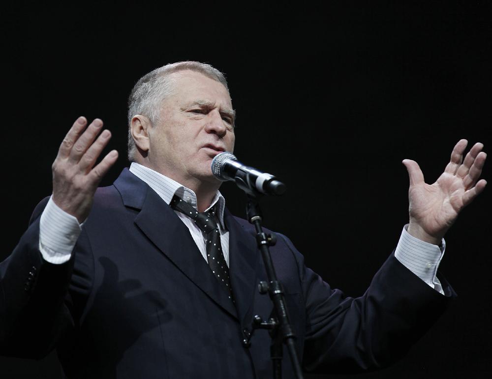 Жириновский: Предсказания о США, ЕС и Украине сбываются...