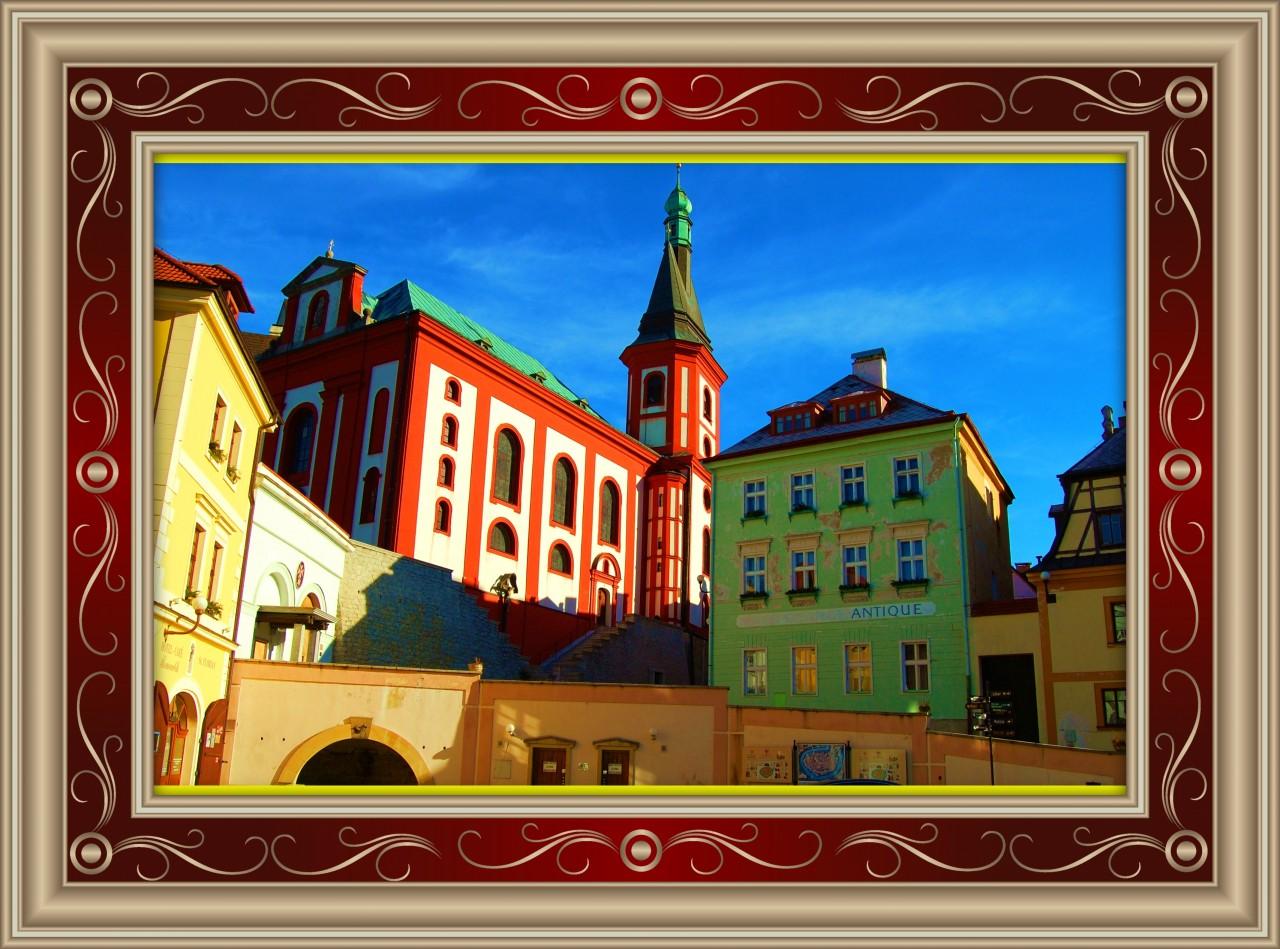 Путешествия из Карловых Вар по Европе и Чехии