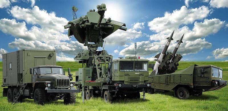 Вместе с С-300 сирийская армия получит и средства ПВО малой дальности