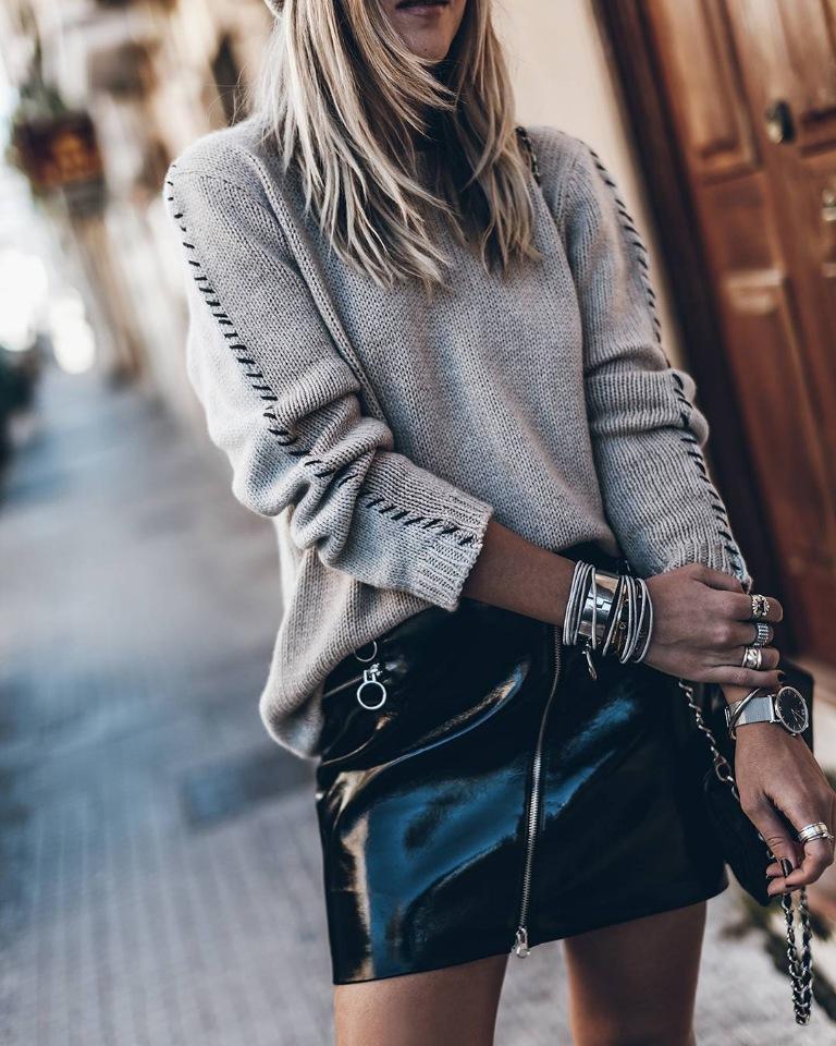 Что носить этой зимой --10 модных фишек холодного сезона
