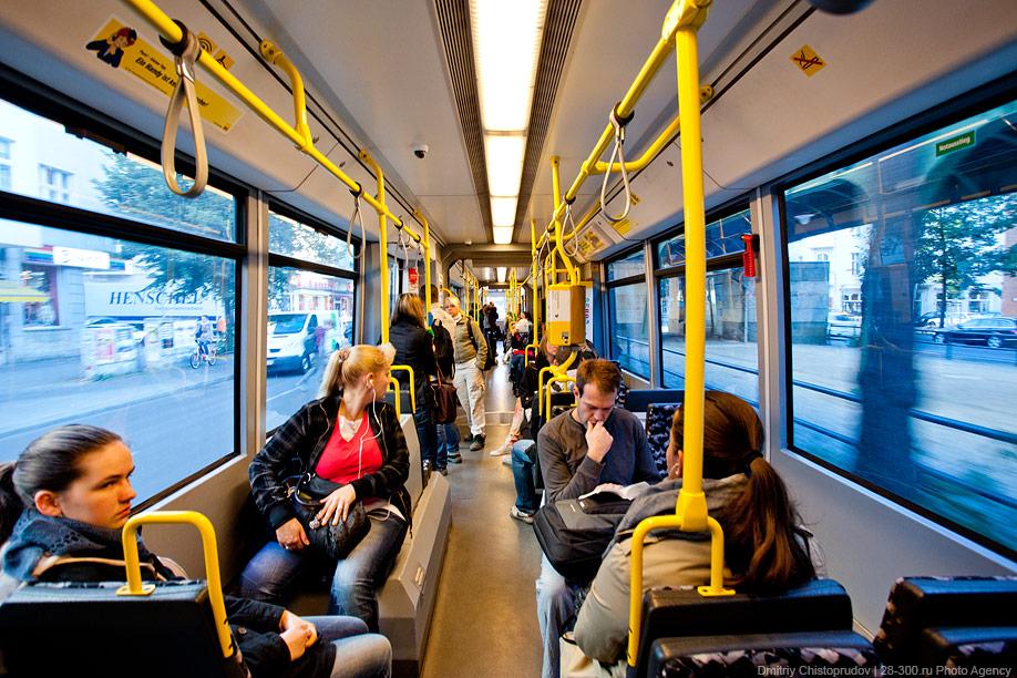 Berlin 10 Общественный транспорт Берлина