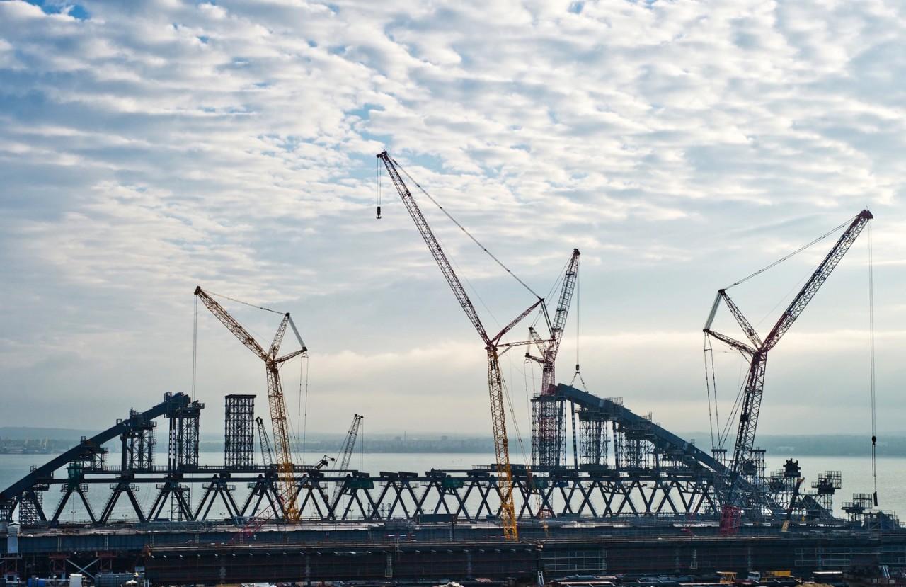 И карандашик подарите: Украина потребует от РФ компенсацию потерь от строительства Керченского моста