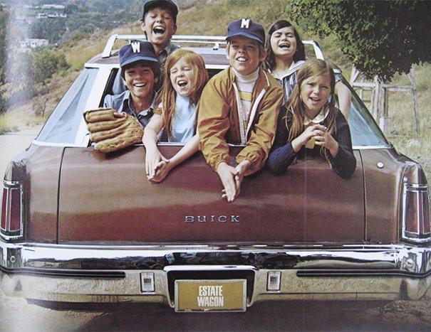 3. 60-е годы, автомобили, легковой автомобиль, старые машины, старые фото, сша, универсал, фургон