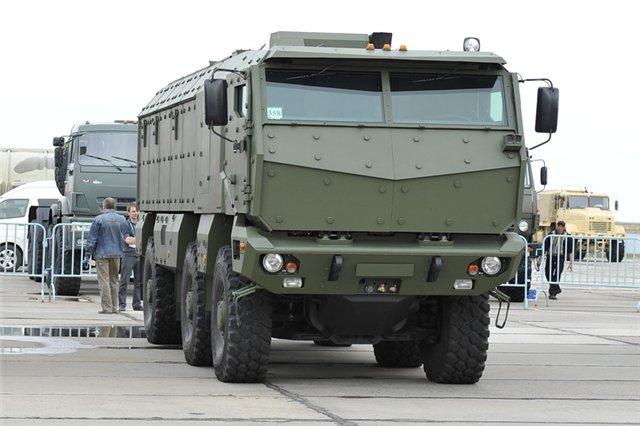 Армейские внедорожники-5