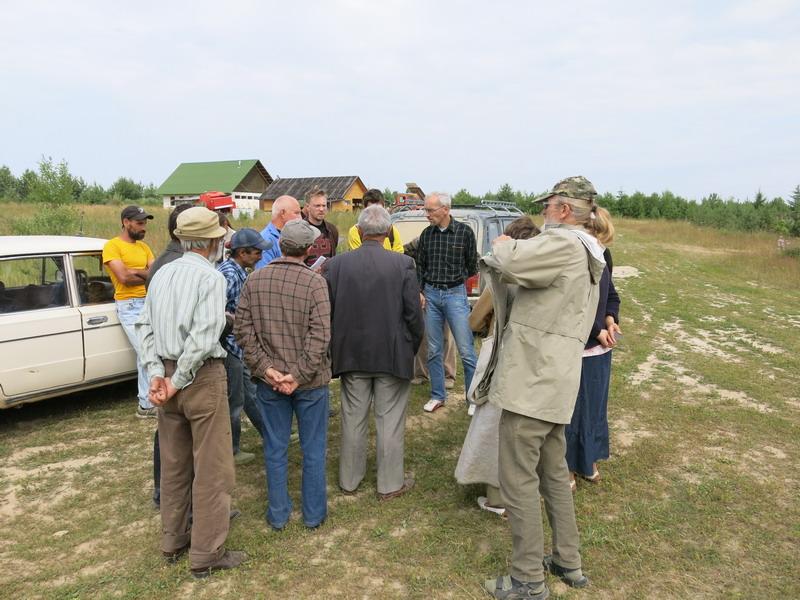 SOS! Деревням СП Ильинское и реке Лужа угрожает огромная свалка.