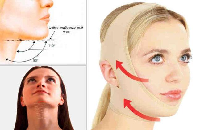 Картинки по запросу маска бандаж для лица купить