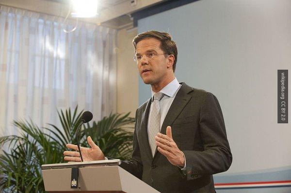 «Мы их продлим»: премьер-министр Нидерландов рассказал о дальнейшем решении ЕС по антироссийским санкциям
