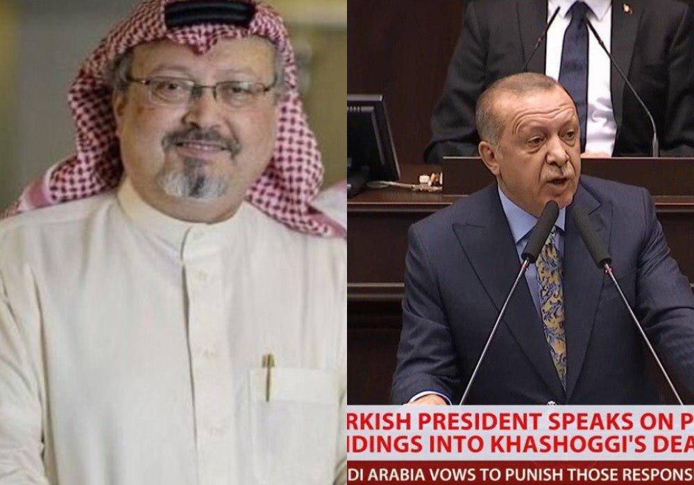 Надел одежду Хашукджи и наклеил бороду: Эрдоган рассказал о попытках скрыть убийство саудовского журналиста