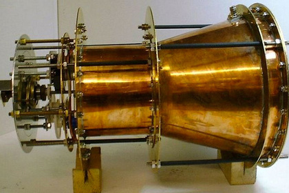 Объяснено действие нарушающего законы физики двигателя