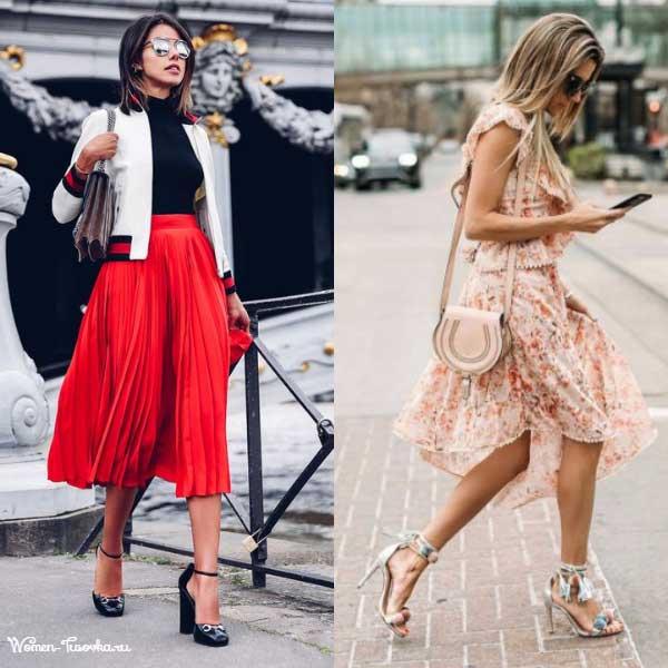 Что не следует носить женщинам за 30, чему стоит отдать предпочтение