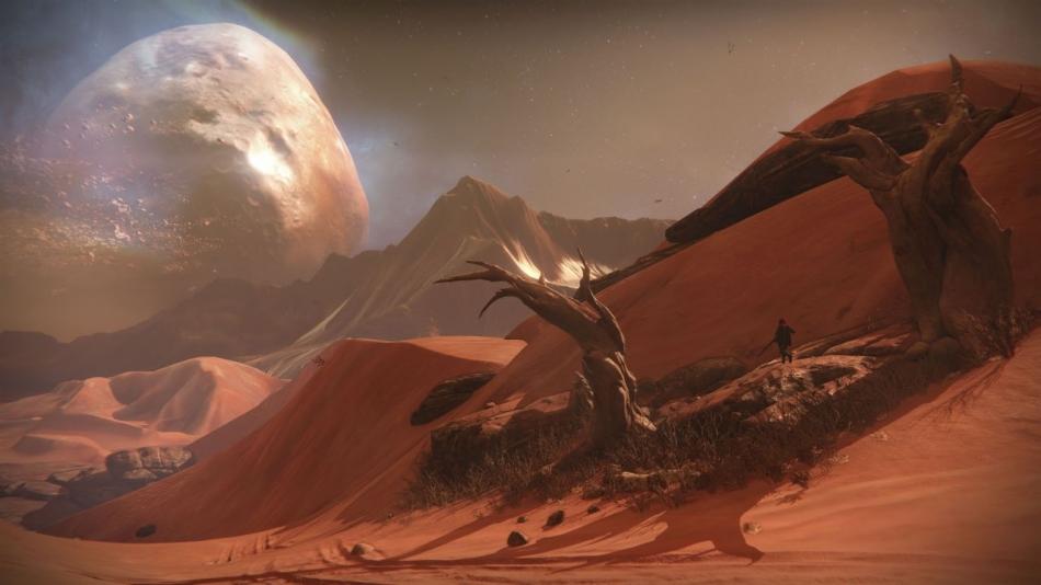 Первый марсианин на Земле