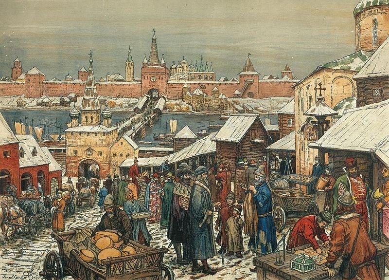 7 русских литовских родов