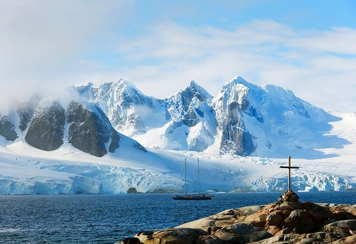 Суровая природа Аляски и Арктики (17 фото)