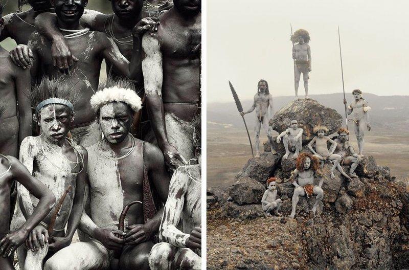 Народ яли, Индонезия африка, народ, племя, фото, фотограф, фотография, фотомир, фотопроект