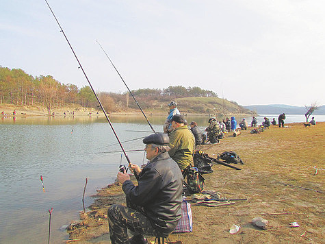 О рыболовных запретах в Крыму