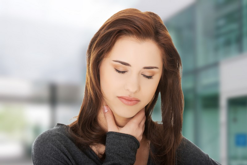 ночная потливость головы и шеи